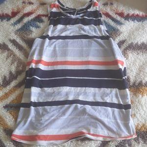 Lululemon all tied up stripe tank top
